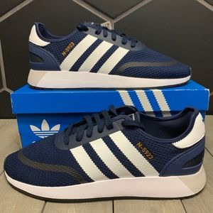 New W/ Box! Adidas N-5923 Navy White Shoe (Multipl